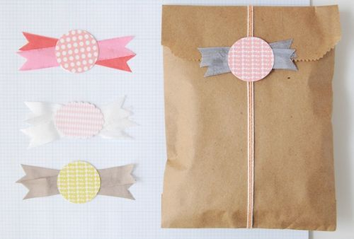 19 Ideias de embalagens artesanais para presente