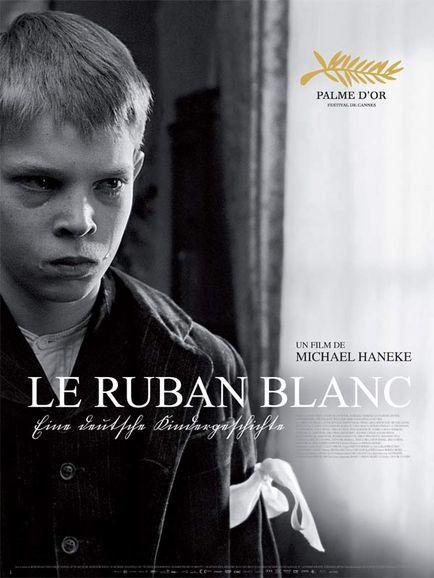 Le ruban blanc de Michael HANEKE (2009) (DVD médiathèque)
