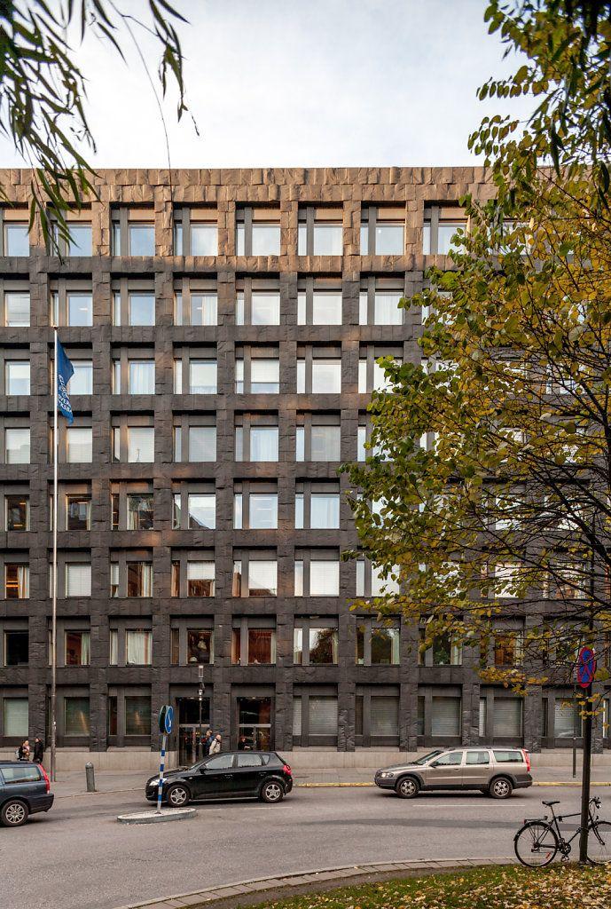 Riksbanken - Peter Celsing