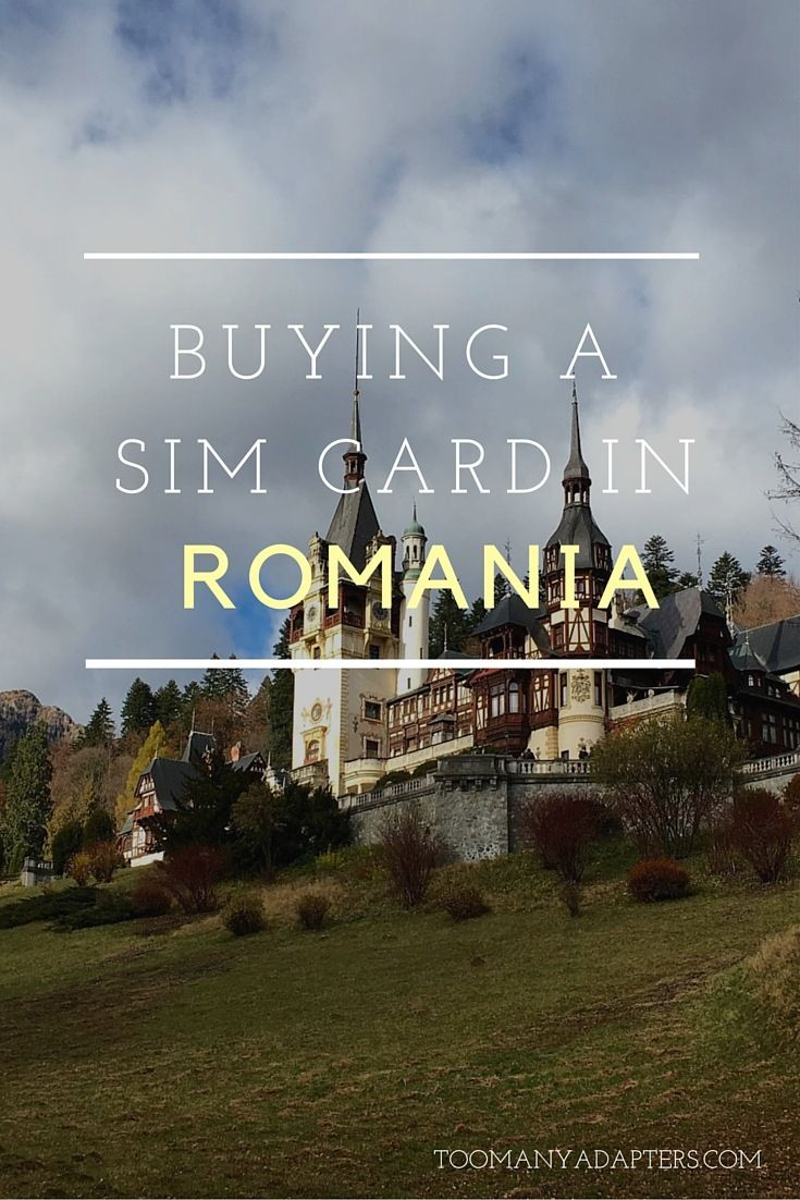 Everything you need to know about buying a SIM card in Romania, including prices, speeds, recommendations, and where and how to pick one up.