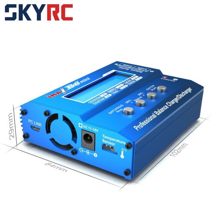 SKYRC IMAX B6 mini <b>RC</b> Battery Charger Discharger <b>Intelligent</b> ...