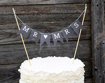 """HERR<3 MRS, chalkboard cake banner, mini Wedding or shower bunting flag banner. mrs,="""""""" chalkboard="""""""" cake="""""""" banner,="""""""" mini="""""""" wedding="""""""" or="""""""" shower="""""""" bunting="""""""" flag=""""""""></3 MRS, chalkboard cake banner, mini Wedding or shower bunting flag banner.>"""