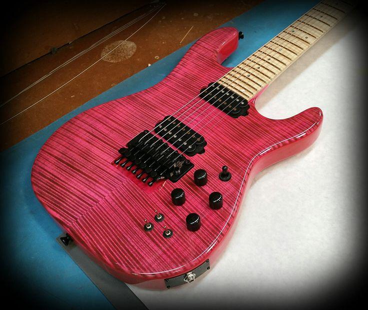 kiesel jb207 jason becker 7 string model guitars in 2019 guitar amp guitar music. Black Bedroom Furniture Sets. Home Design Ideas