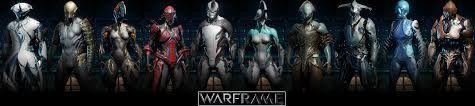 all warframes