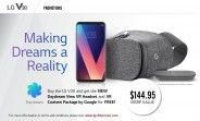 LG V30 comes with a free yet-unannounced new Daydream View VR headset in the US