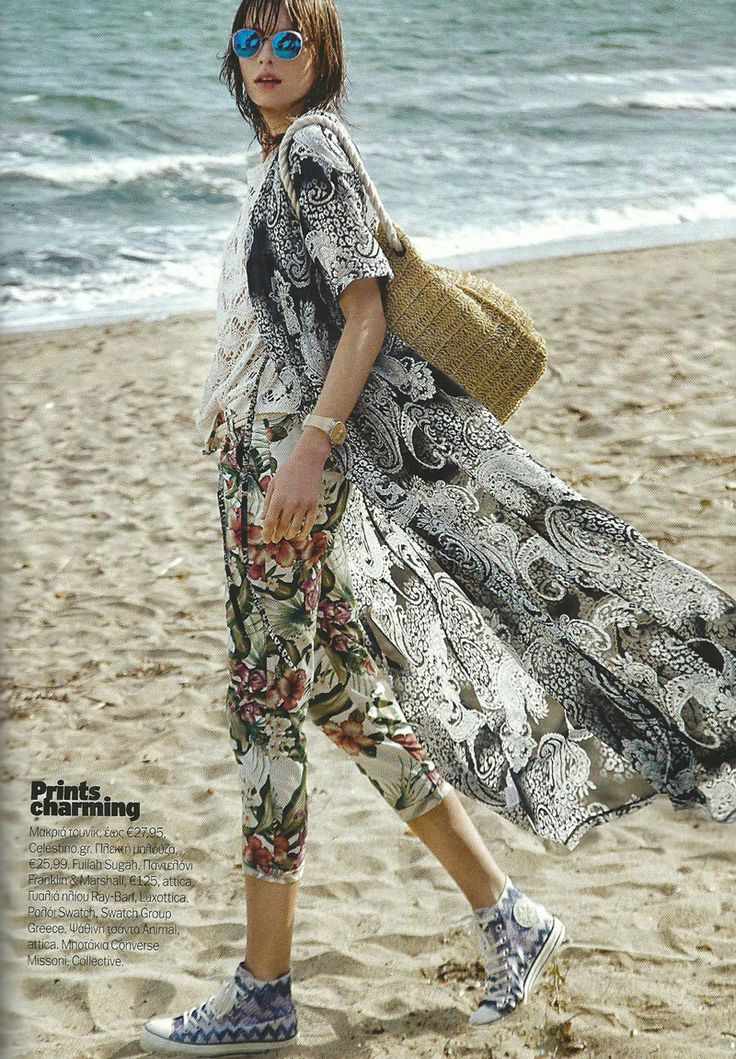 "Cosmopolitan June 2015, Editorial ""Girls just wanna have sun"", Shirt drees Celestino"