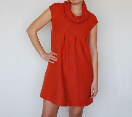 Turuncu Elbise /Orange Lovers Dress Opuspocus Butik-72 TL http://www.opuspocusbutik.com/urun/turuncu-elbise/204086