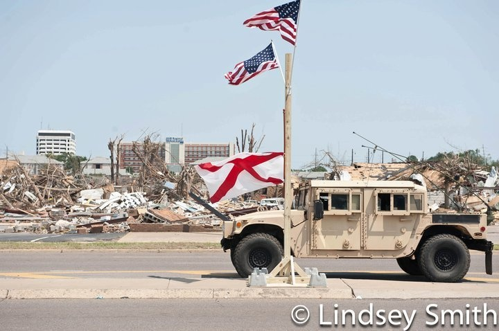 Tuscaloosa Alabama Tornado's 2011