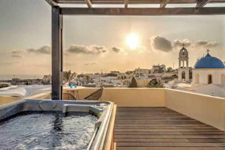 Vedema luxury collection resort Santorini