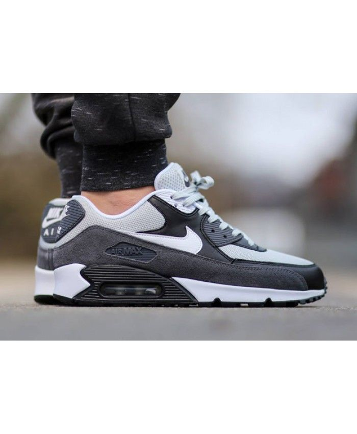 Air Max 90 Essential Deep Grey White Trainer Nike online store, do the best of their own, life is not binding, love freedom.