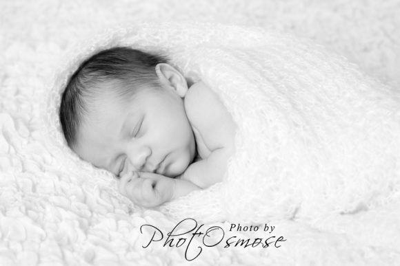 Emma, 3 semaines | Phot'Osmose, Moulins, France