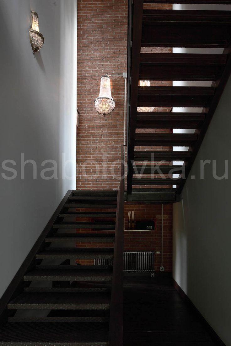 интерьер в стиле лофт, contemporary home, loft