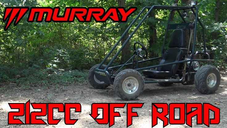 Red Beard's Garage gets a Murray Explorer Go-Kart & does a stage 1 upgrade on a LCT engine 208 series. Check it out on YouTube! Like what you see? SUBSCRIBE!!