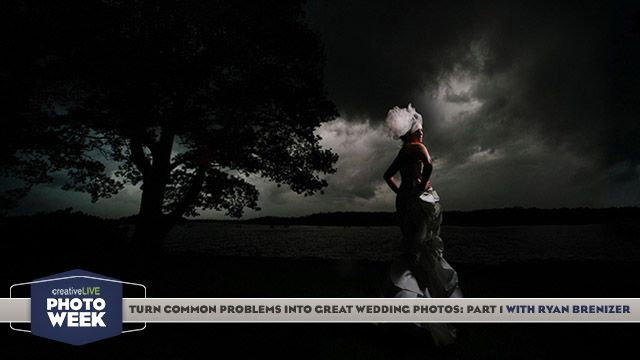 creativeLIVE: Turn Common Problems into Great Wedding Photos: Part 1 with Ryan Brenizer