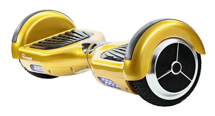 Deskorolka elektryczna Skymaster Wheels 6.5 Złoty