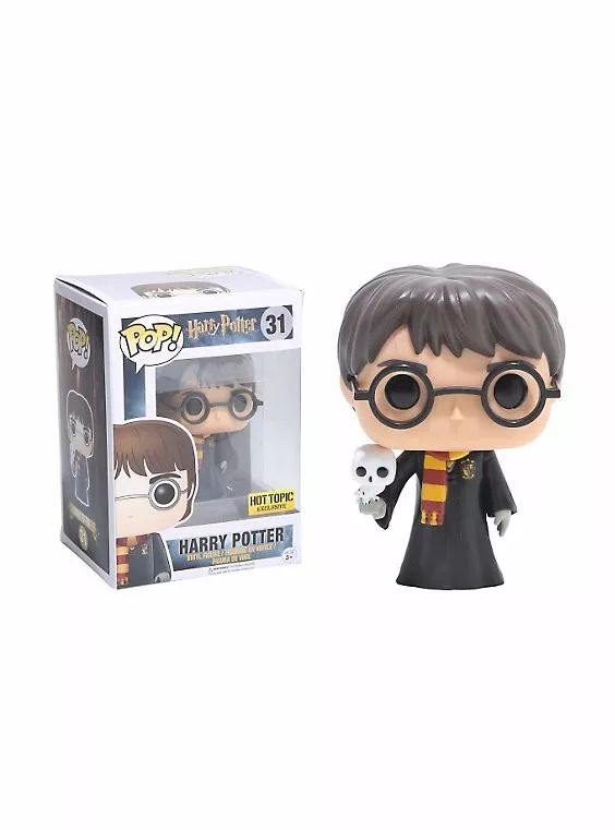 harry potter c/ hedwig harry potter funko pop excusivo