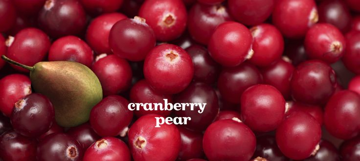 Cranberry Pear by DavidsTea
