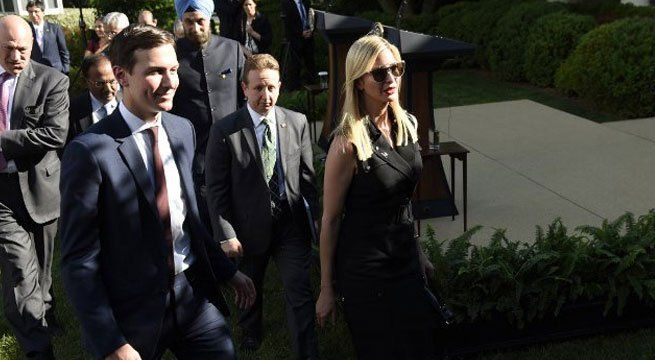 """Washington: Prime Minister Narendra Modi invited Ivanka Trump, daughter of Donald Trump, to lead an American delegation of entrepreneurs to India during his first meeting with the US President at the White House on Monday. """"I have invited her (Ivanka Trump) to lead the US delegation for..."""