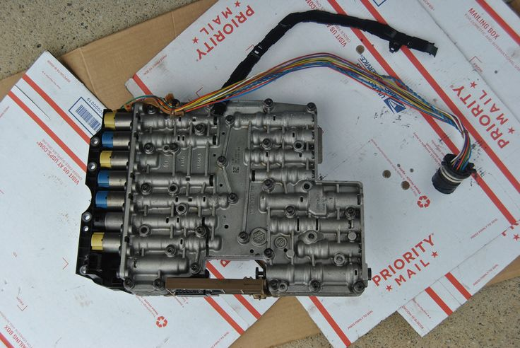 6HP26 Valve Body For Audi BMW VW Ford Kia LAND ROVER JAGUAR LINCOLN