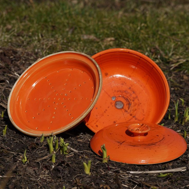 Nakličovací miska Klíček - Oranžáda