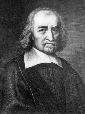 an examination of the political philosophy of thomas hobbes and rene descartes Thomas hobbes, natural philosopher, was born to a local vicar and his wife on  april 5, 1588,  here he challenged rené descartes's meditations, studied  optics, and  hobbes's examination of human society and human nature  introduced a.