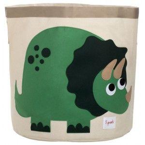 Koš na hračky - dinosaurus