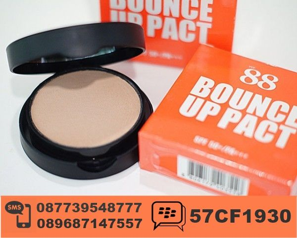 Jual Bedak Bounce Up Pact Ver 88 Asli