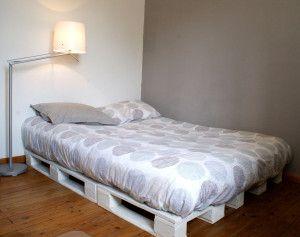 En attendant mon lit palette !