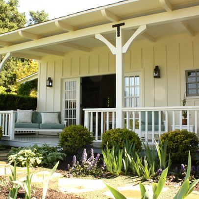38 best images about dream porch on pinterest covered for Back porch ideas for ranch style homes