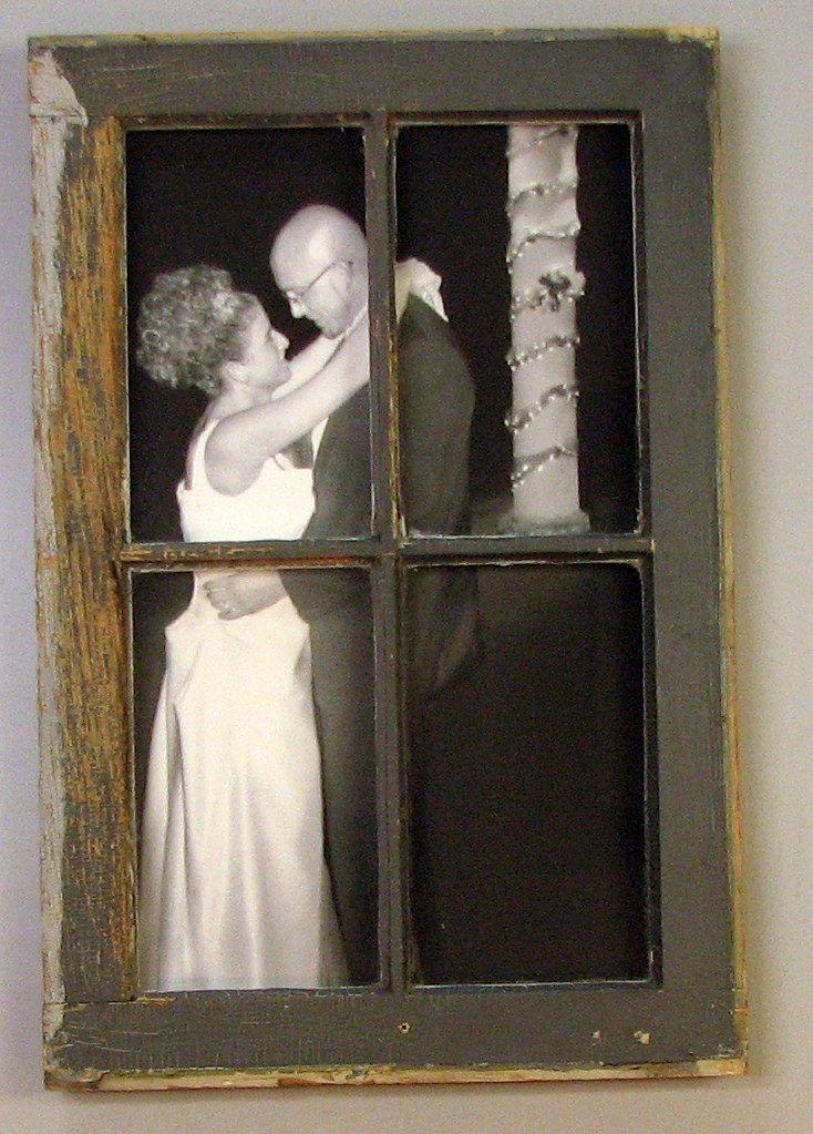 Decorative vintage photo frames Vector