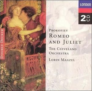 PROKOFIEV MAAZEL / ROMEO & JULIET - 2CD