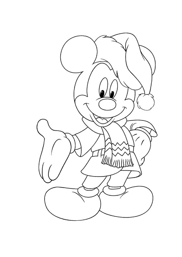 284 best Coloring Pages Mickey Minnie images on Pinterest