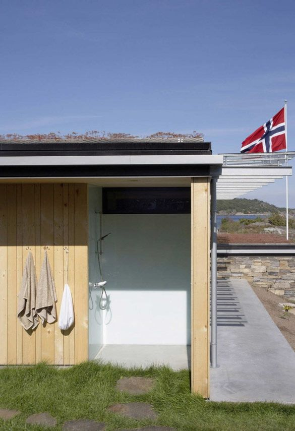 Summer house Skatoy by Filter | NordicDesign