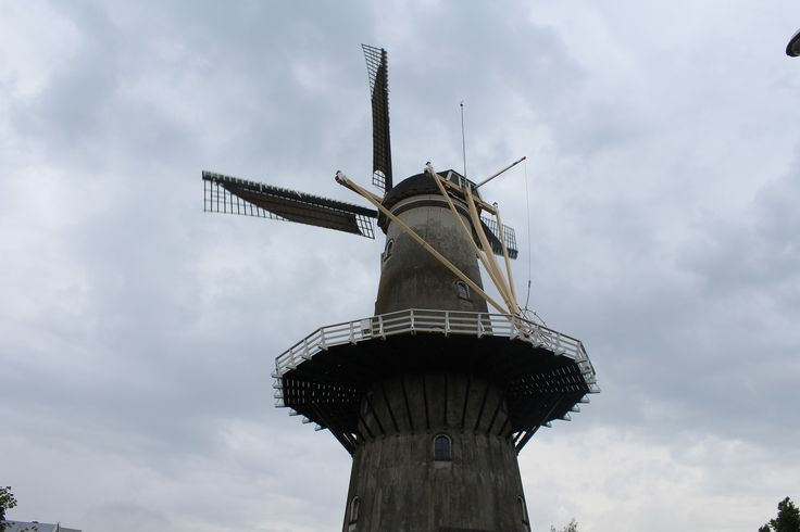 De molen in Wateringen