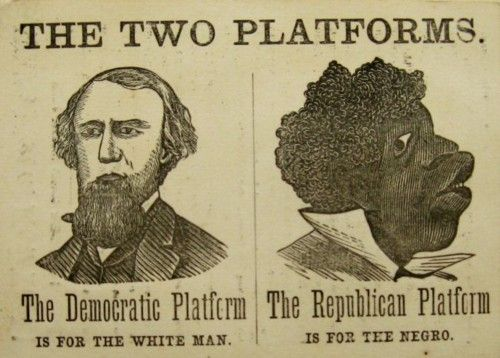 When was the democratic party formed? | The Democratic Party's historic switch from segregationism to civil ...