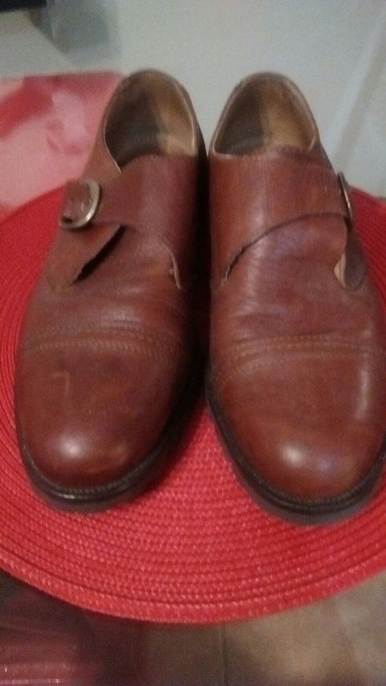 8b673b6336 MEN S BROWN (Hunt Club) MONK STRAP SHOES. 11 MEDIUM  fashion  clothing   shoes  accessories  mensshoes  casualshoes (ebay link)