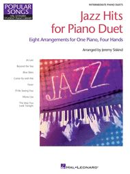 13 best piano music images on pinterest piano pianos and piano music jazz hits for piano duet sheet music 1 piano 4 hands sheet music by various hal leonard shop the worlds largest sheet music selection today at sheet fandeluxe Gallery
