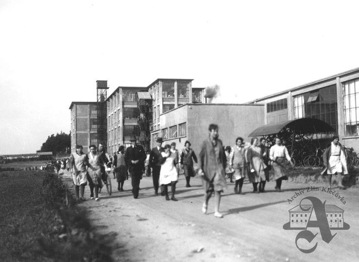 Baťa factory, Ottmuth, Germany, 1932