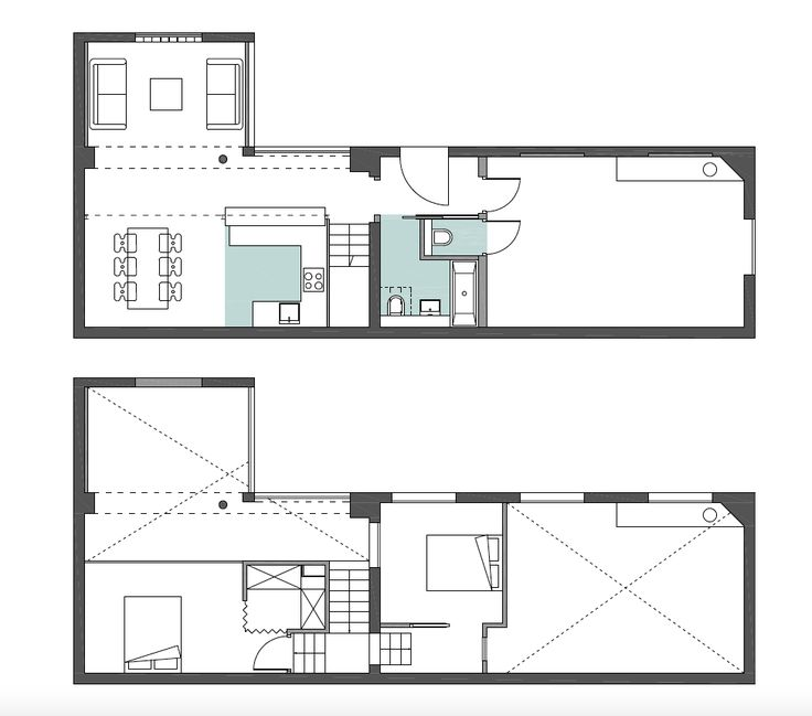 Awesome #blueprint #plan #architecture #loft