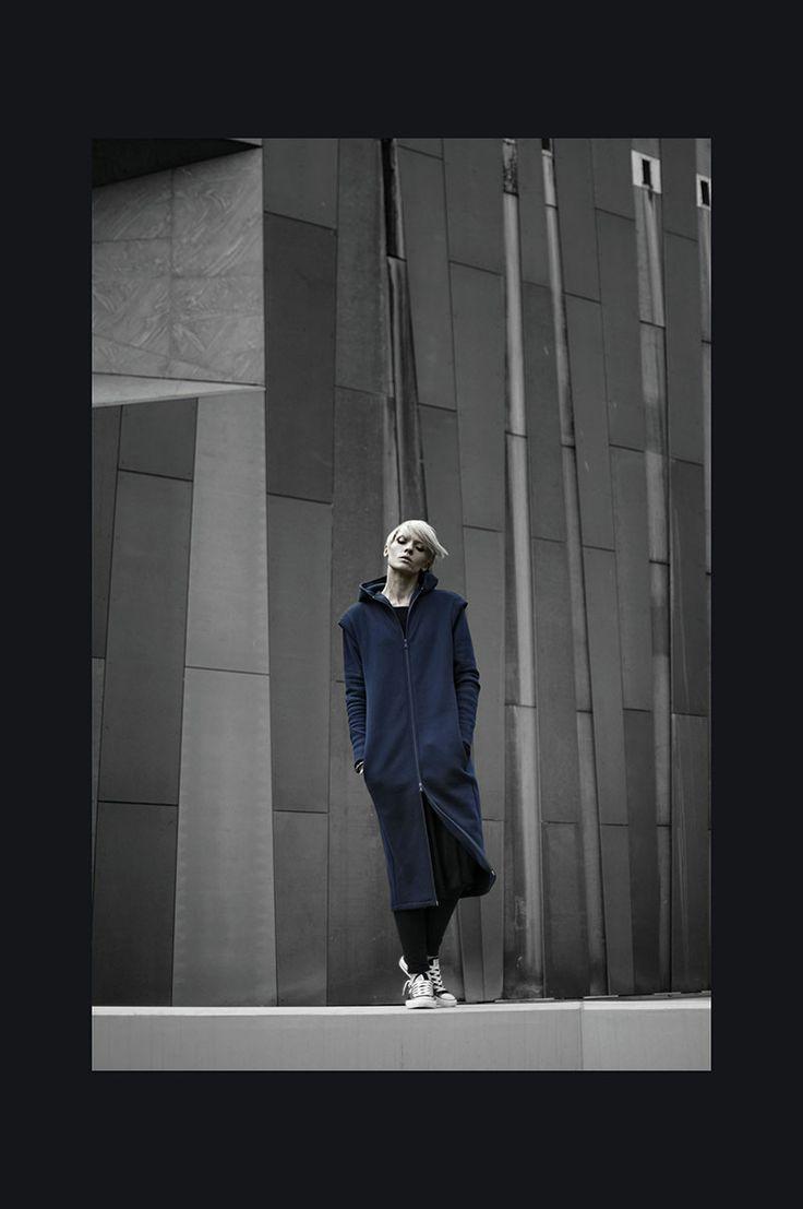 Modelove cotton coat. SS 2014