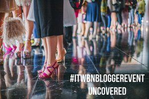 #itwbnBloggerEvent Uncovered