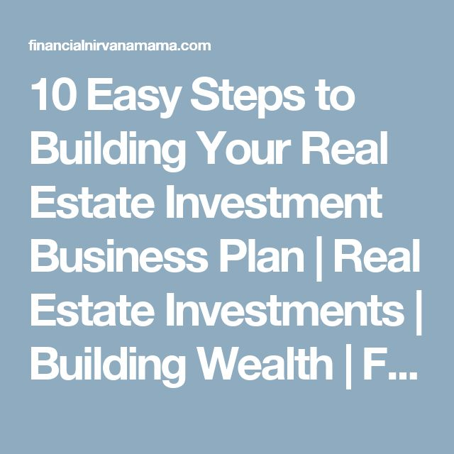 The 25+ best Real estate business plan ideas on Pinterest Real - real estate business plan