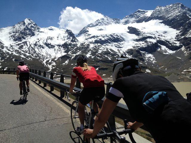 One bike race you should be paying attention to: The Giro Donne. #cycling #women
