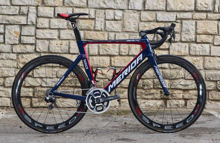 Les vélos du Team Bahrain Merida - Matos vélo, actualités vélo de route et tests de matériel cyclisme