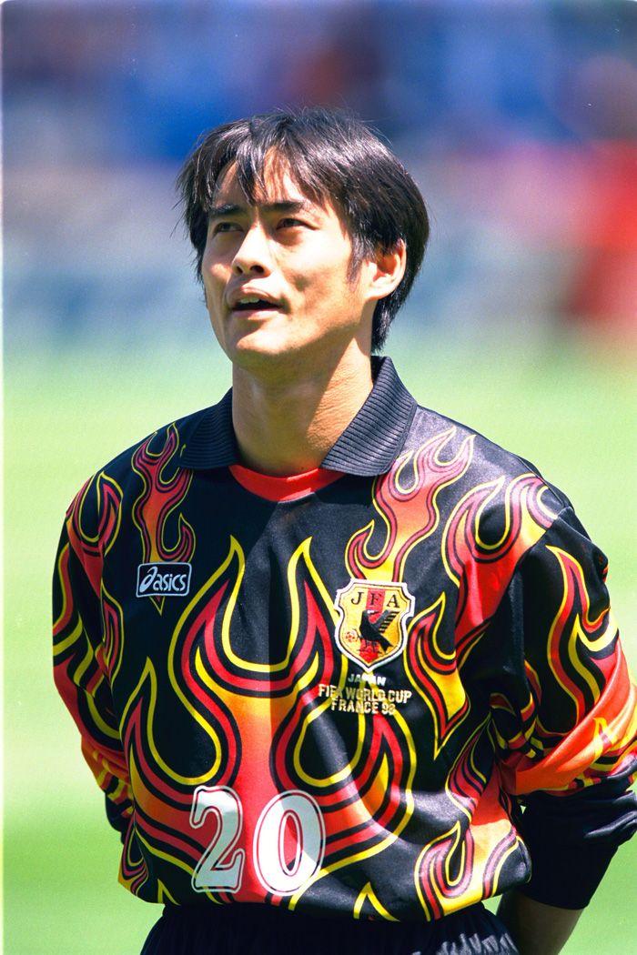 Japanese goalkeeper kit at 90'S