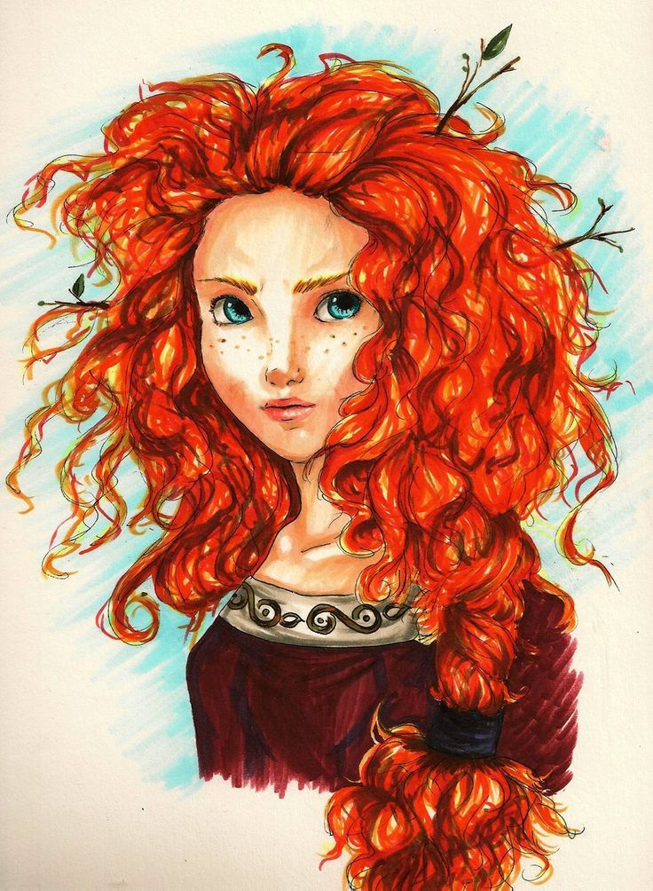 17 Best images about Merida on Pinterest | Disney ...