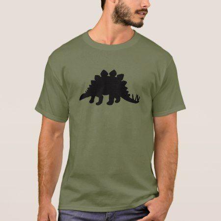 Stegosaurus Dinosaur. T-Shirt - tap to personalize and get yours
