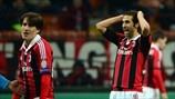Mathieu Flamini (AC Milan) | Milan 0-1 Zenit. [04.12.12]