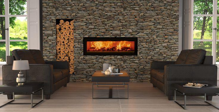 Stovax Studio 3 Wood Fire