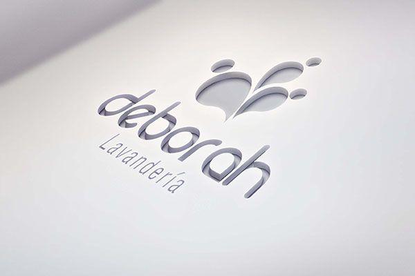 Lavandería Deborah, Imagotipo conceptualizado en la familia.
